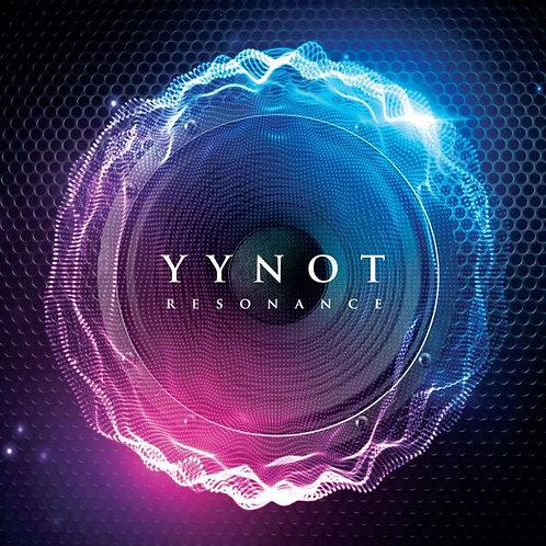 YYNOT Renonance CD with FREE BUTTON!