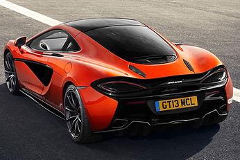 McLaren 570s 540c 570gt tune Dallas