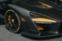 McLaren Senna Tune Dallas