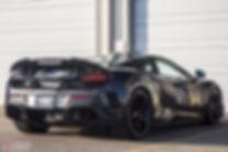 McLaren 675LT Tune Dallas
