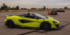 McLaren 600LT Tune Dallas