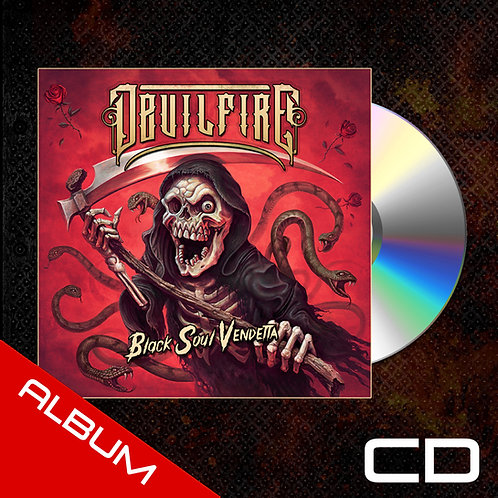 BLACK SOUL VENDETTA ON CD