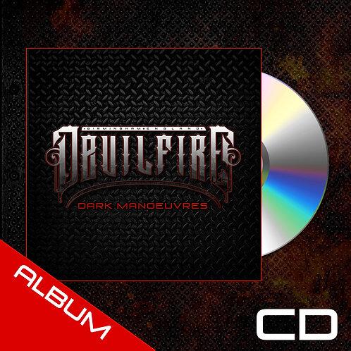 DARK MANOEUVRES CD