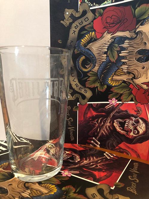 DEVILFIRE - PINT GLASS