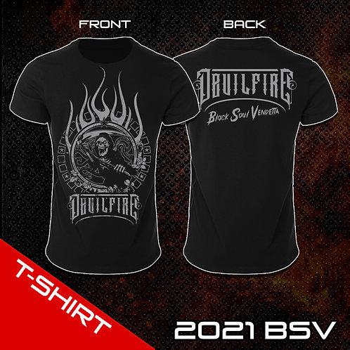 DEVILFIRE - BSV STANDARD T - SHIRT