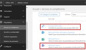 """EP2 Gouvernance et Office Goupe, Planner, Microsoft Teams : """"la gouvernance des utilisateurs&qu"""