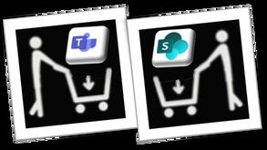Teams pour les usages simples, SharePoint pour les usages avancés ? Une complémentarité à explorer !