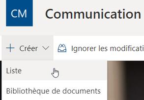 Que faire avec ces modèles de listes/bibliothèques qui disparaissent de SharePoint Online ?
