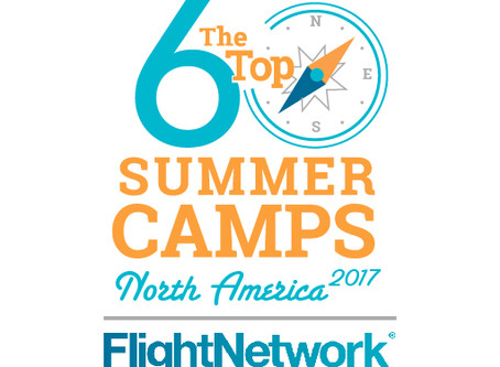 Camp Summit Listed Among Top 60 Summer Camps