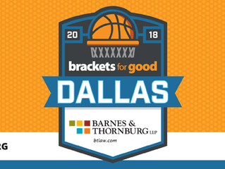 CAMP SUMMIT IS COMPETING IN THE 2018 BRACKETS FOR GOOD TOURNAMENT