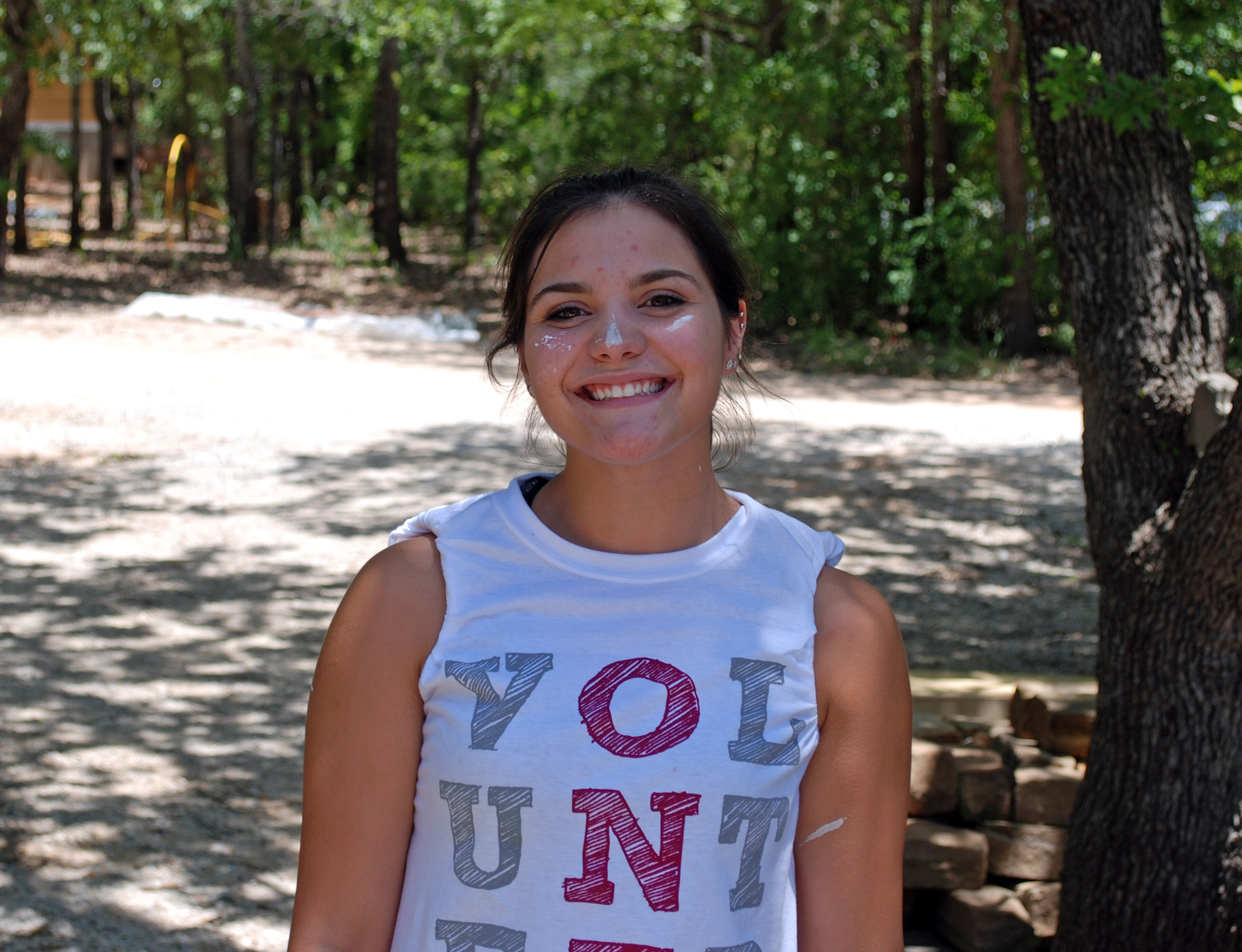 Volunteer at Camp Summit