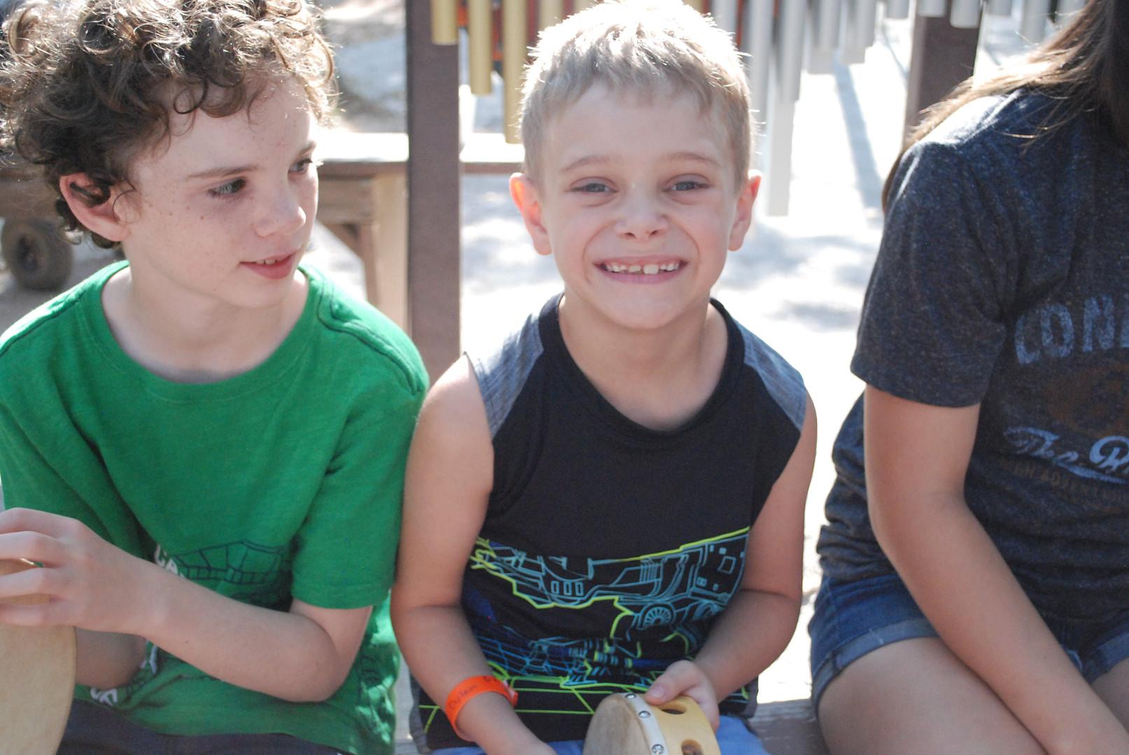 Camp Summit Smiles