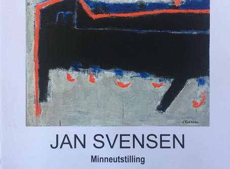 Jan Svensen minneutstilling