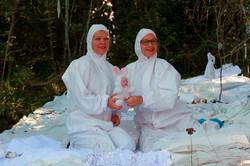 loreana and Concila on a mission (2)
