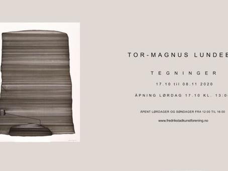 """Tor-Magnus Lundeby """"Tegninger"""""""