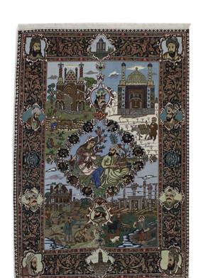 Tabriz Bild der Dichter