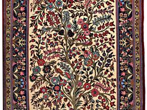 Was ist ein Ghom Teppich ?