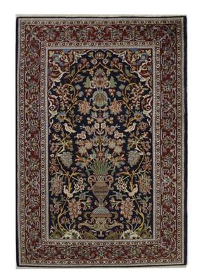Kaschmir Bilder Teppich