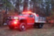 Brush 46, Earlysville Fire