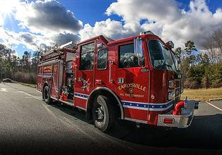Engine 45, Earlysville Fire