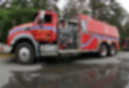 Tanker 49, Earlysville Fire