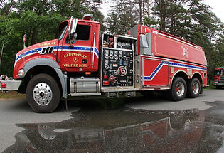 Tanker 49, Earlysville Fire