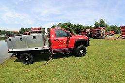 Brush 43, Earlysville Fire