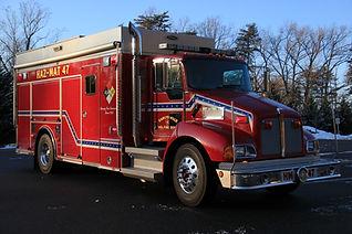 Hazmat 47, Earlysville Fire