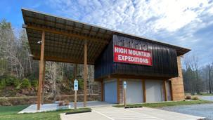 High Mountain Rafting Pavilion