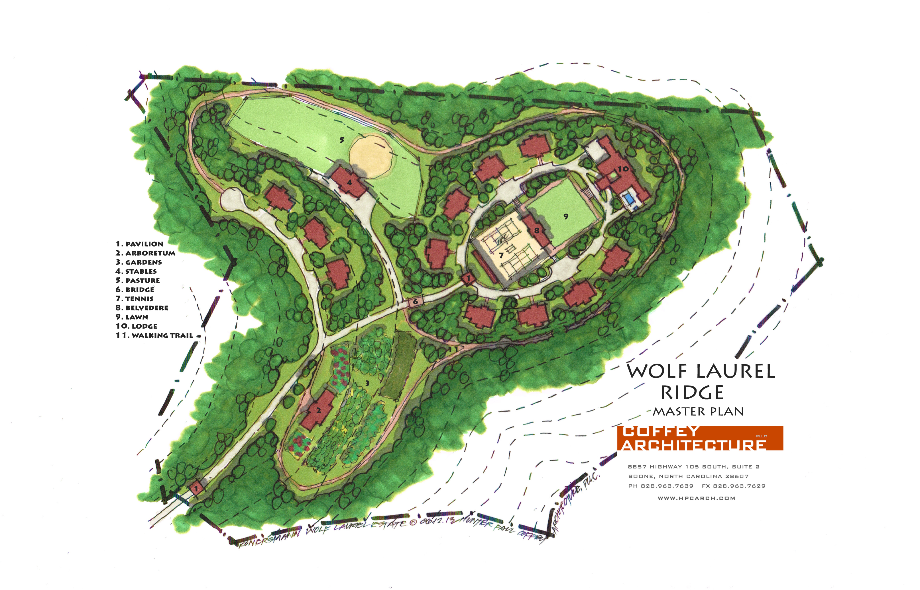 Wolf Laurel Ridge Master Plan_07.03