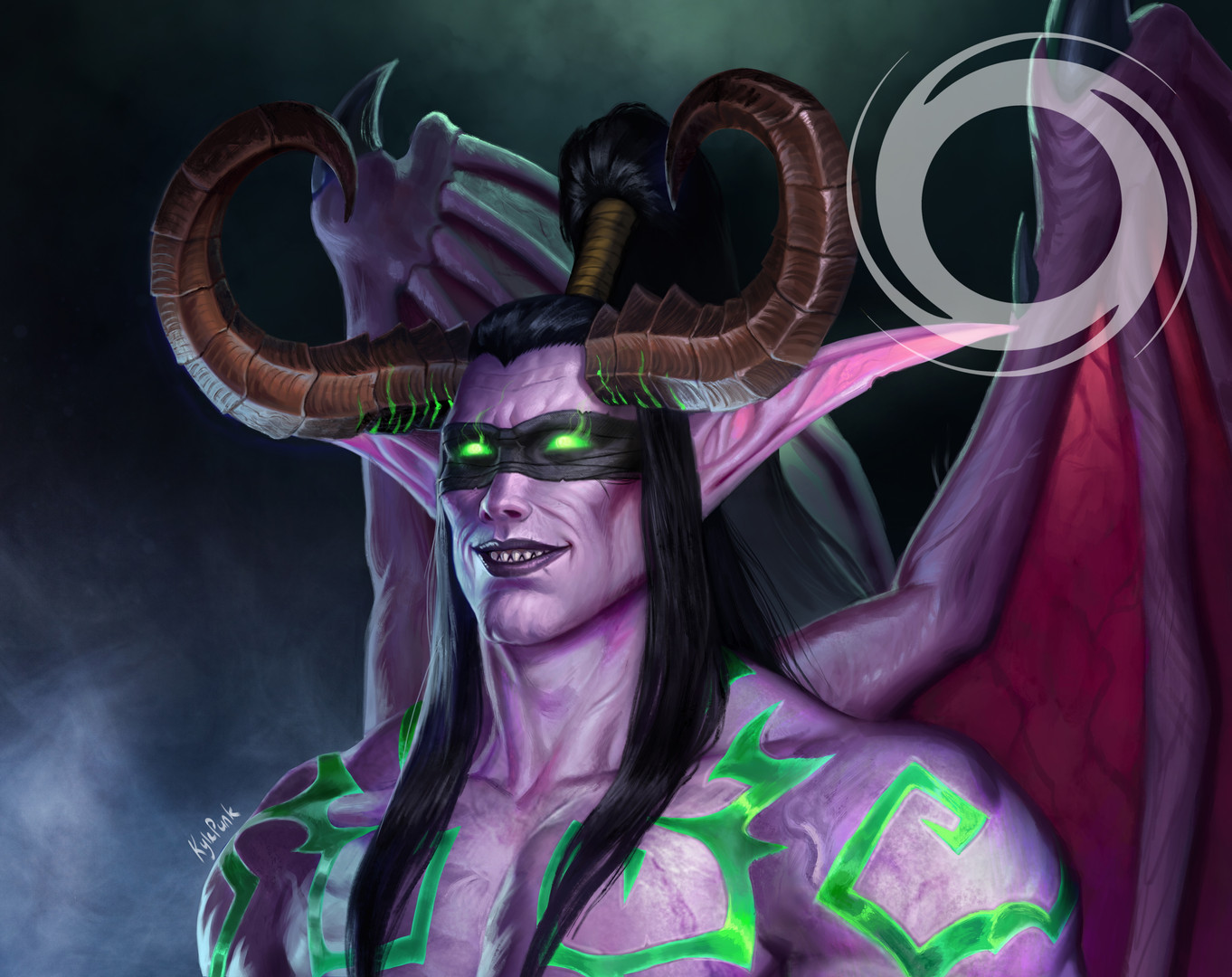 Kyle Punk - Illidan Portrait.jpg