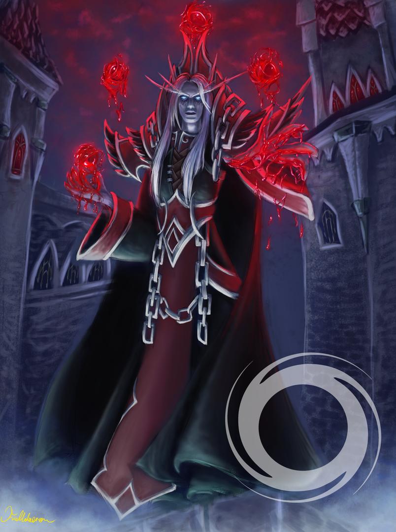 Trolldaeron - Blood King Kael.png