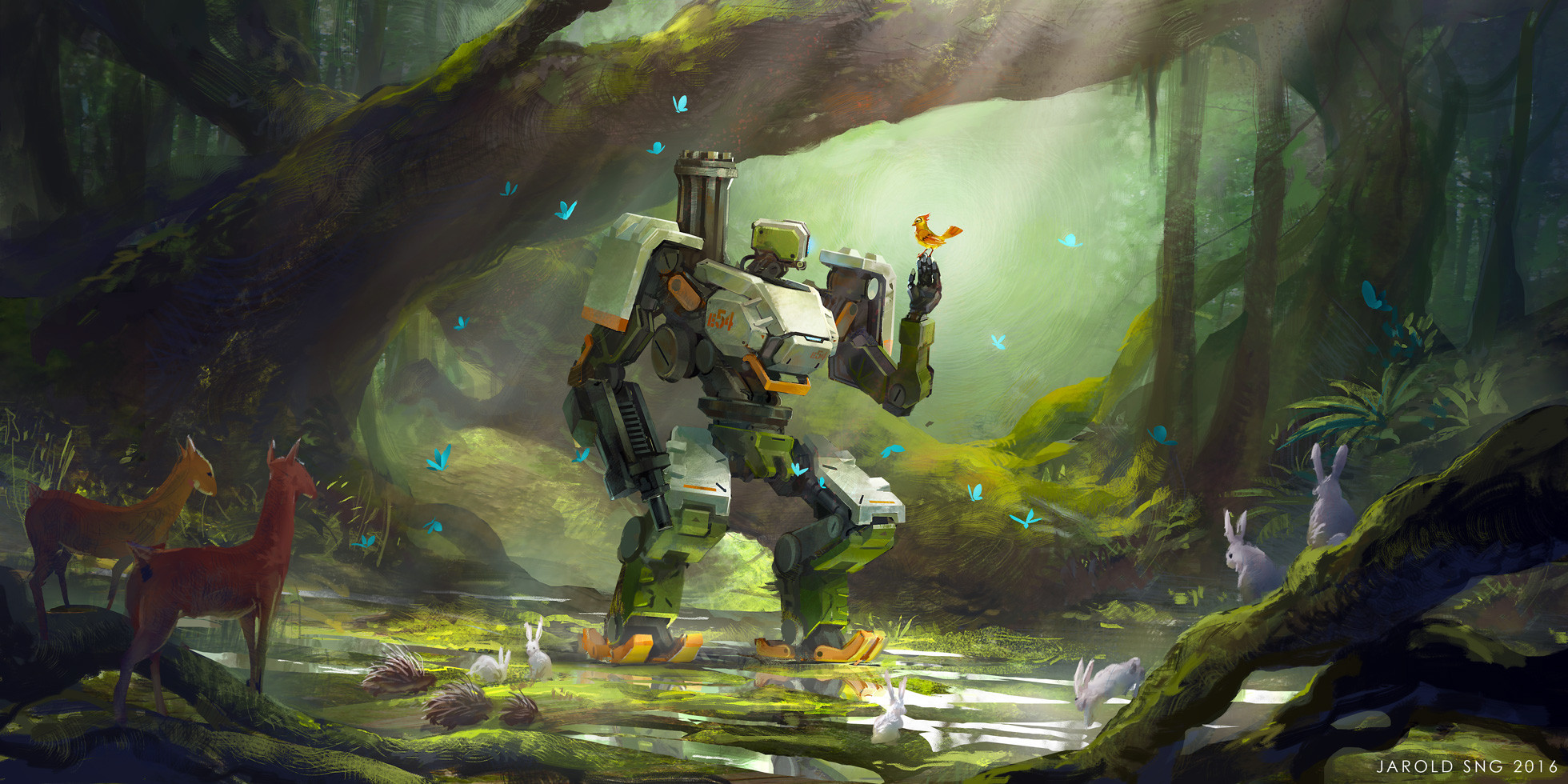 Jarold Sng Koon Shan - The Last Bastion.