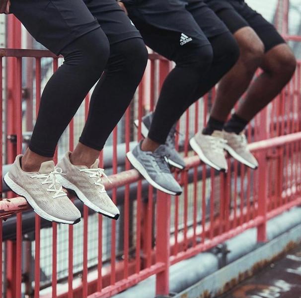 Adidas Run photoshoot