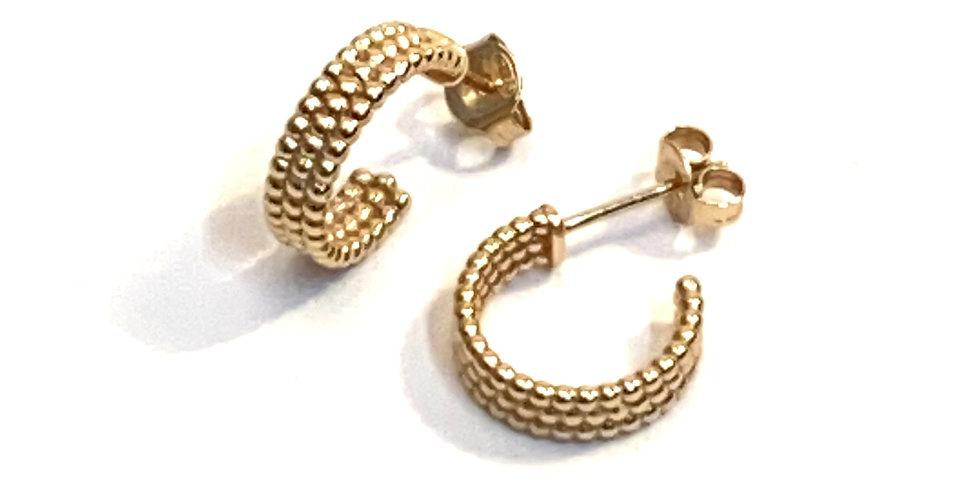 Boucles d'oreilles Puno