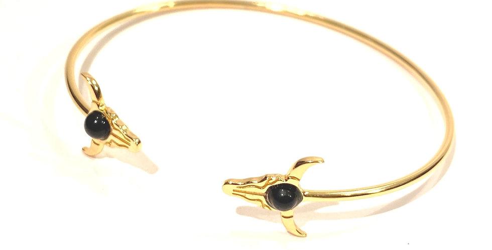 Bracelet  Changhua doré