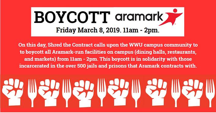 boycott aramark banner.PNG