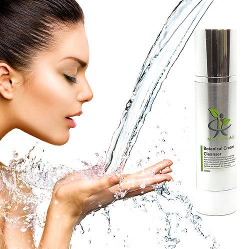 Botanical Cream Cleanser        (100ml)   VEGAN