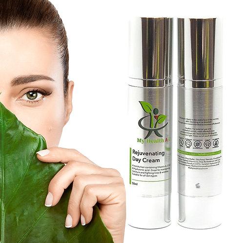 Rejuvenating Day Cream        (50ml)