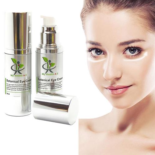 Botanical Eye Cream      (30ml)    VEGAN