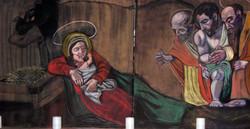 Christmas Mural