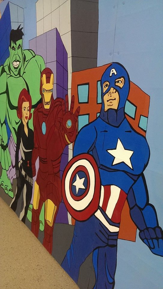 Mural Painting Services
