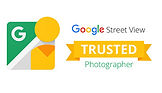 google streetview truster photographer logo