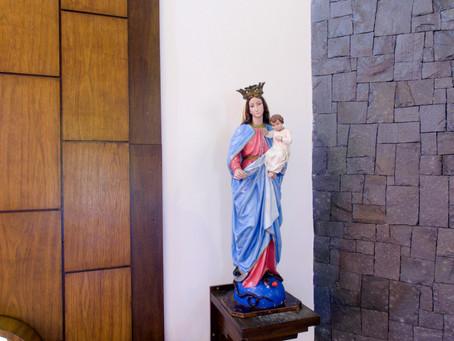 Paróquia de Faria Lemos terá duas Missas na noite de Natal, na matriz Nossa Senhora do Rosário