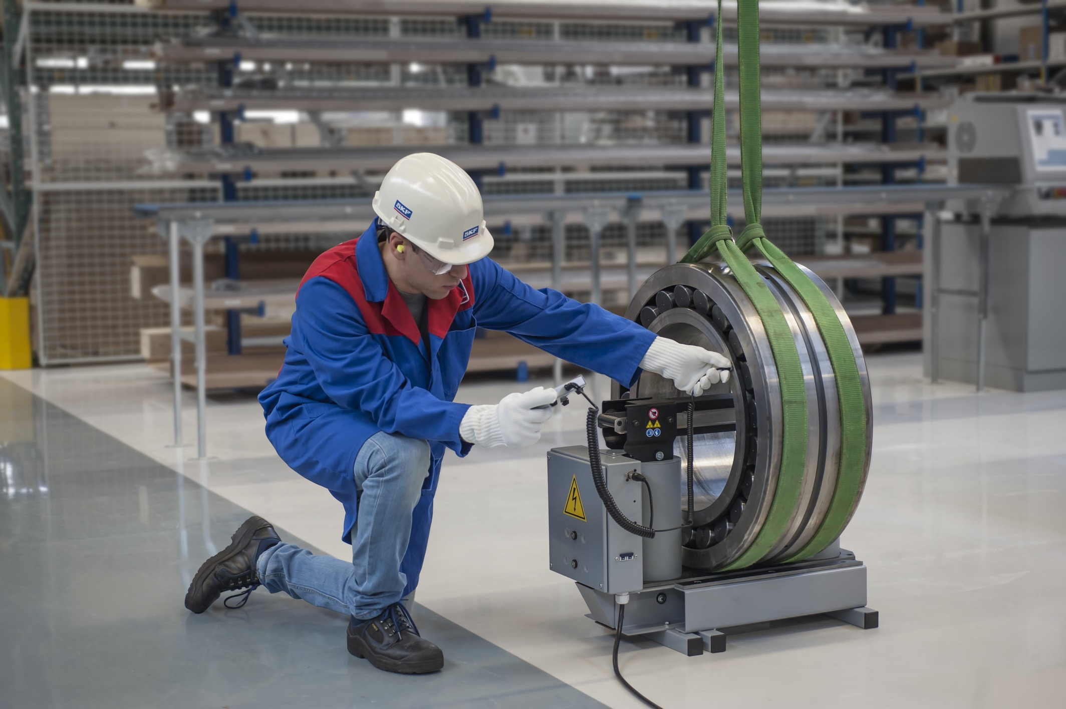 Heater_bearing_skf
