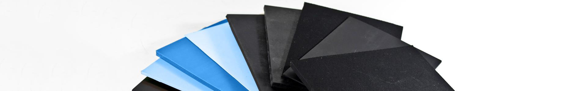 Planchas de elastómeros