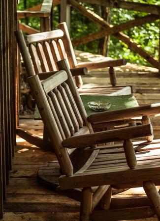 Grist Mill Porch