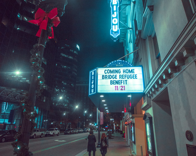 Bijou Theatre in Knoxville