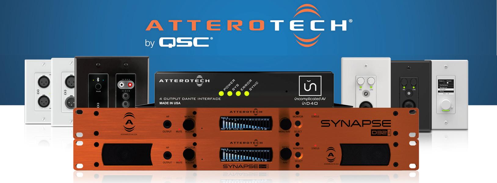 Attero Tech by QSC