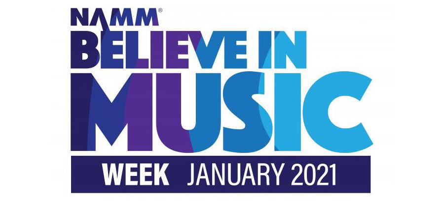 NAMM: Believe in Music Week